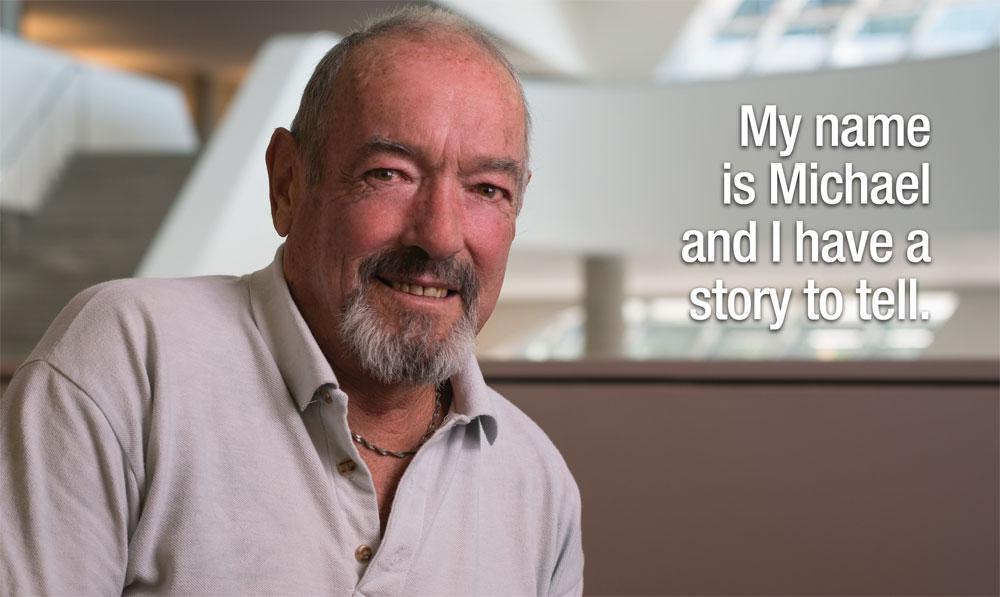 Read Michael's Story